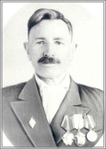 Козлов Иван Иннокентьевич