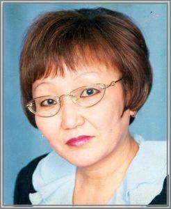 Васильева Виктория Афанасьевна