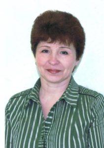 ЧЕРНЯК Раиса Сергеевна