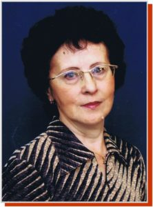 ПРОКОПЬЕВА Людмила Михайловна