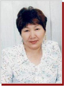 ШАДРИНА Юлия Ефимовна